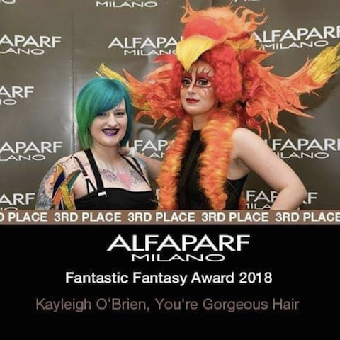 ALFAPARF MILANO HAIRDRESSING AWARDS 2018