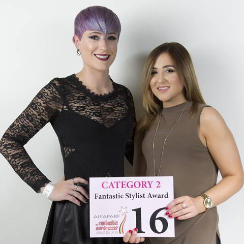 THE FANTASTIC HAIRDRESSER AWARDS DUBLIN 2015