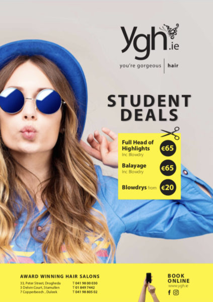 ygh Student Deals