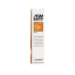 Alfaparf Semi Di Lino Pigments Copper.4 (8ml)