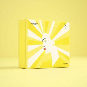 Alfaparf Semi Di Lino Diamond Illuminating Gift Set