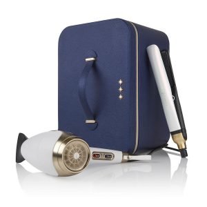 GHD Limited Edition Platinum Helios White Deluxe Gift Set