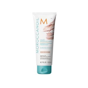 Moroccanoil Color Depositing Mask 200ml Rose Gold RGB NoReflection